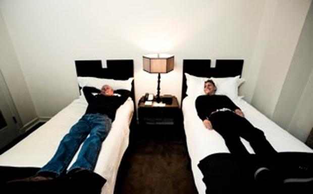Vince Clarke und Martin L. Gore musizieren wieder gemeinsam.