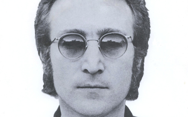 John Lennon Mind Games Artwork