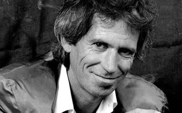 Keith Richards Promo