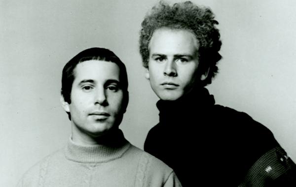 Simon And Garfunkel The Essential Promo-Bild