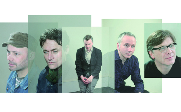 Teenage Fanclub Promo-Bild