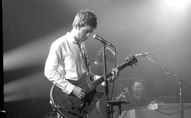 Noel Gallagher im Paradiso in Amsterdam