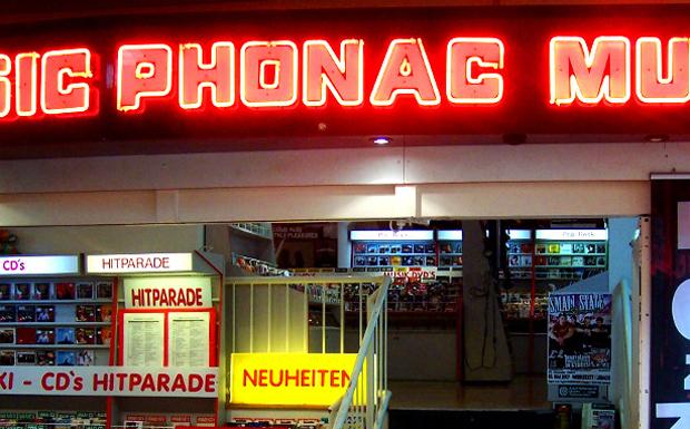 Phonac Music