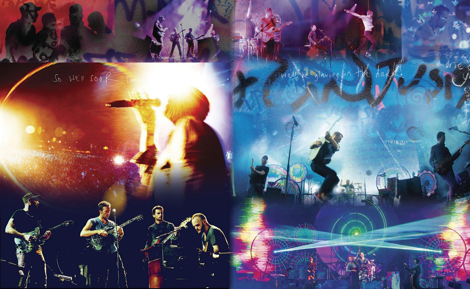 Coldplay Tour Mylo Xyloto