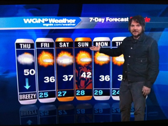 Jeff Tweedy in WGN Morning Show