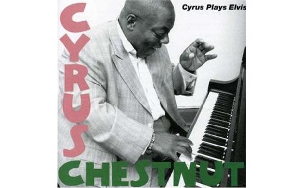 Mehr an Elvis Urversion angelehnt - Cyrus Cestnut mit seinem Klavier. Logisch, ist dieses Album doch auch Elvis gewidmet.