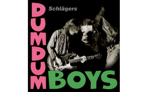 Und auch wenn das Album der DumDum Boys 'Schläger' heißt, wird auch hier nichts zerschlagen.