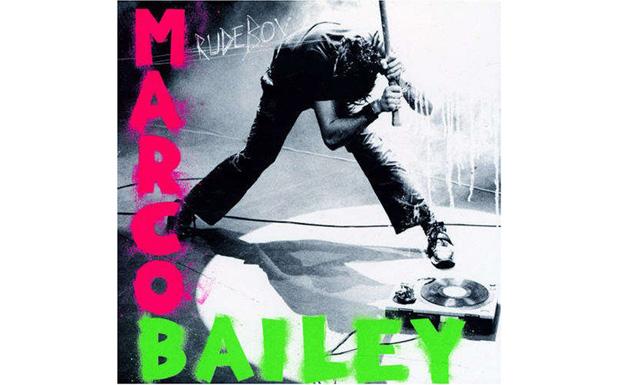 Marco Bailey hat es auf seinen Plattenspieler abgesehen.