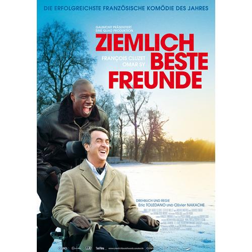 Filmposter: 'Ziemlich beste Freunde'