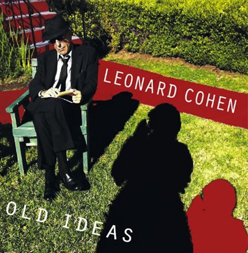 Old Ideas Cover von Leonard Cohen