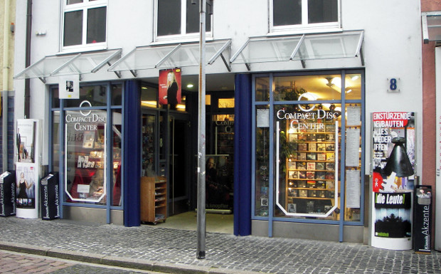 Compact Disc Center Freiburg