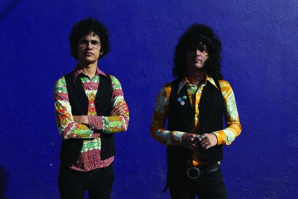 The Mars Volta Promo-Bild