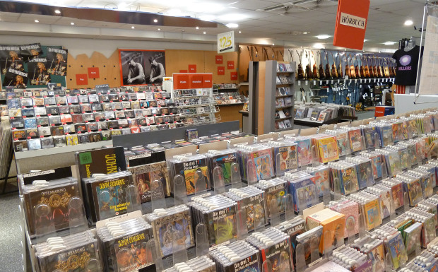 Musik Schallowetz, Friedrichstr. 212 in 42551 Velbert. Infos zum Laden gibt's auf www.schallowetz.de