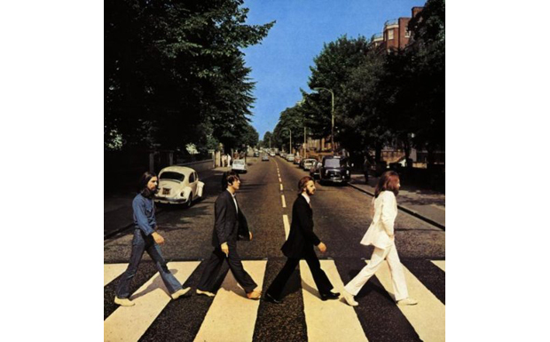 1. The Beatles - 'Abbey Road' (41.000)