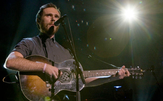 James Vincent McMorrow auf dem Eurosonic 2012