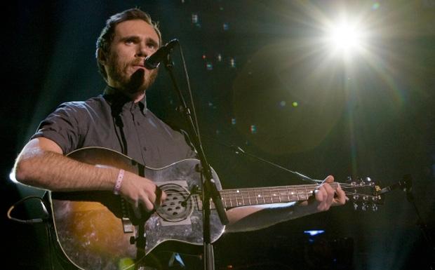 James Vincent McMorrow auf dem Eurosonic 2012
