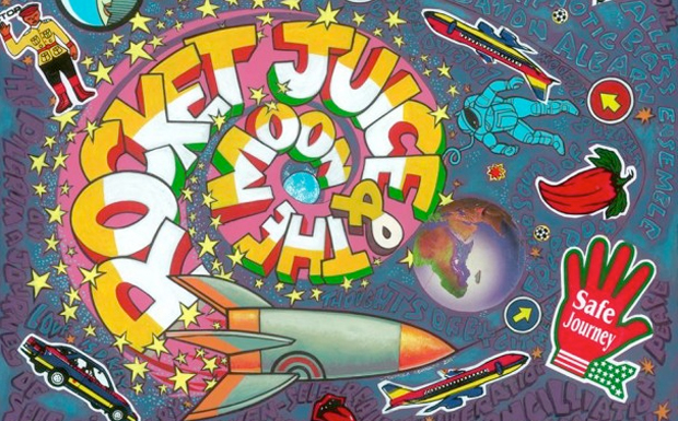 Rocket Juice And The Moon