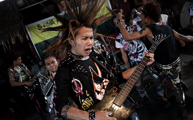 Burma Punx Festival 2011