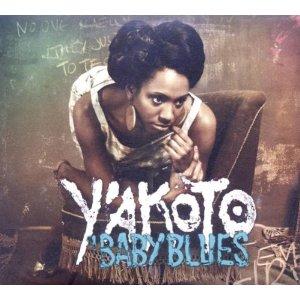 Y'Akoto - 'Baby Blues'