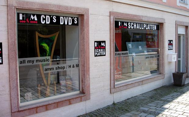 H&M Schallplatten, Passauerstraße 10 in 84359 Simbach am Inn