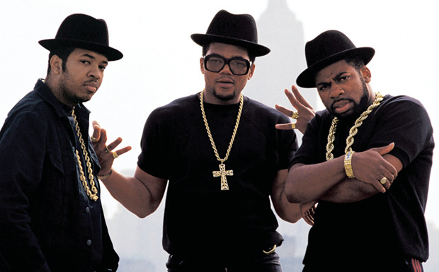 Run DMC Album-Cover Greatest Hits