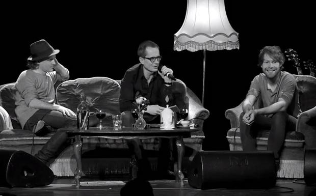 TV Noir mit Enno Bunger und Daniel Roth