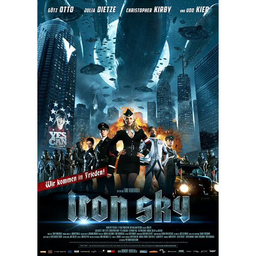 Iron Sky. Wir kommen in Frieden