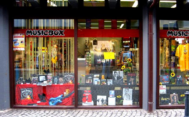 Musicbox, Hauptstr. 83, 35683 Dillenburg