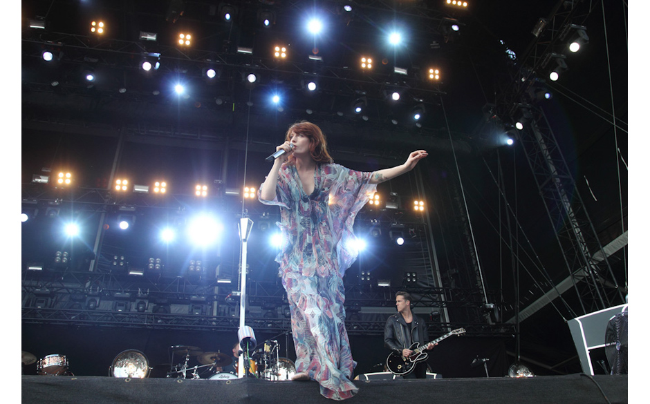 Florence + The Machine Hurricane