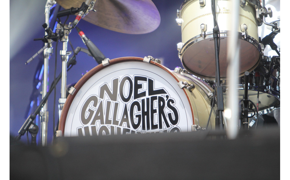 Noel Gallagher's High Flying Birds Hurricane