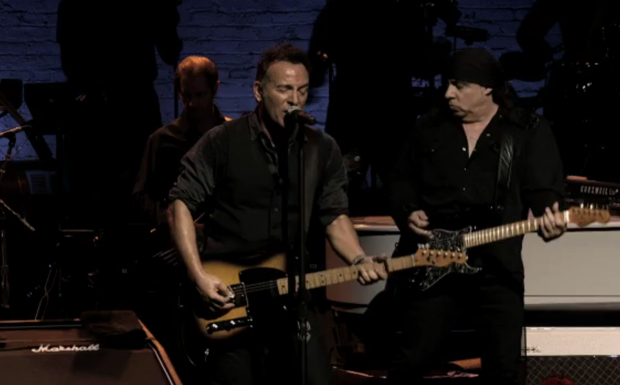 Bruce Springsteen live 2012