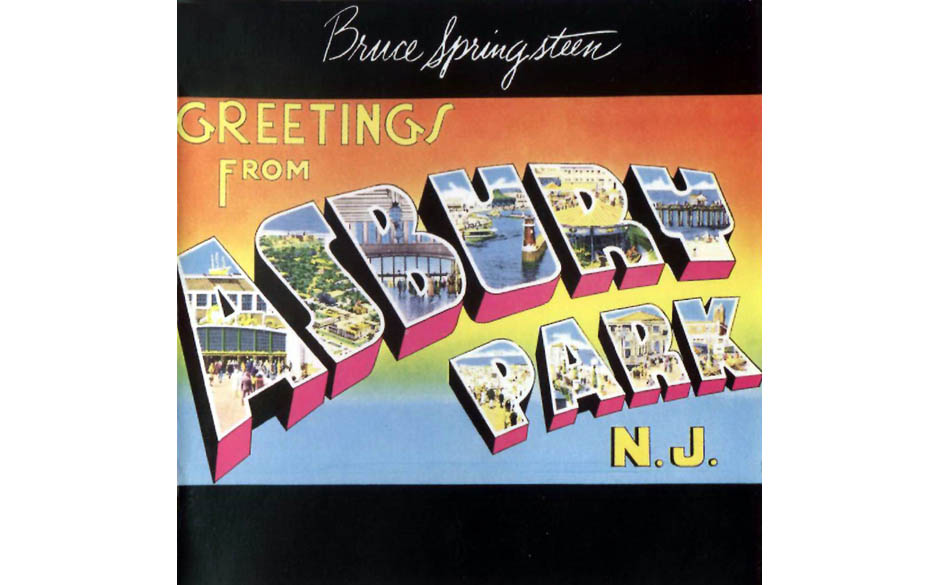 Bruce Springsteen: 'Greetings From Asbury Park, N.J.'