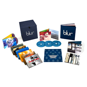 Blur Singles Box Set