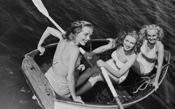 Marilyn Monroe: Bilder aus ihrem Leben