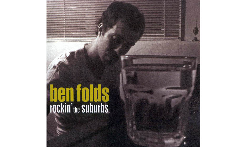 100. 'Rockin' The Suburbs' - Ben Folds (Epic, 2001) 'Y'all don't know what it's like, being male, middle class, and white …