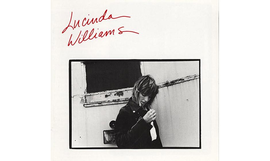 87. 'Lucinda Williams' - Lucinda Williams (Rough Trade, 1988) Vielleicht hat die Williams bessere Alben gemacht, aber nie kla