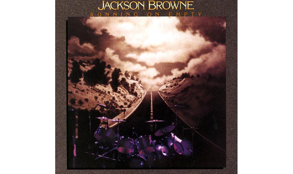 90. 'Running On Empty' - Jackson Browne (Asylum, 1977) Teils live eingespielt wie der Titelsong, der durch 'Forrest Gump' zu