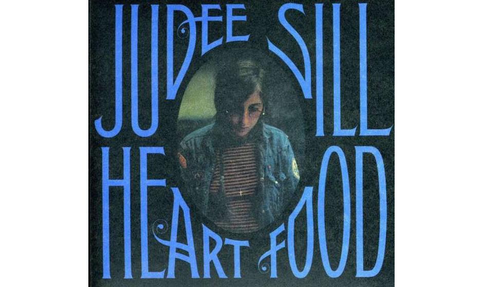 92. 'Heart Food' - Judee Sill (Asylum, 1973) Der unglücklichste, schon mit 35 verschiedene Engel der Früh-70er-L.A.-Szene v