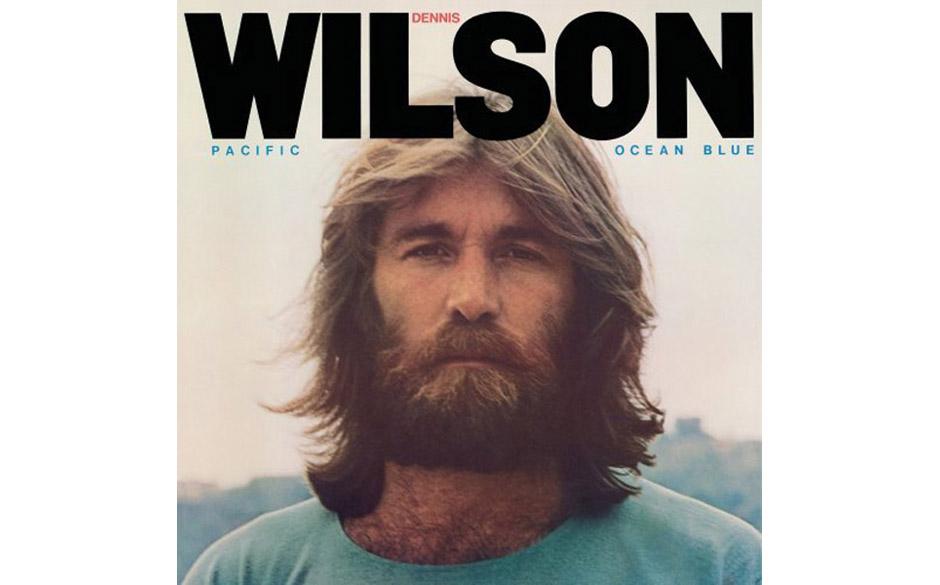 80. 'Pacific Ocean Blue' - Dennis Wilson (Caribou, 1977). Nachdem die Beach Boys in die schöpferische Todesspirale geraten w