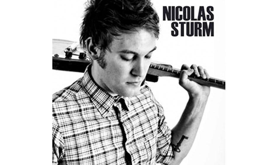 Nicolas Sturm Cover