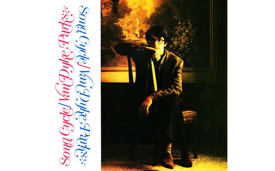 20. 'Song Cycle' - Van Dyke Parks (Warner, 1968) Warner Bros. investierte viel in das erste Soloalbum des Wunderkindes und er