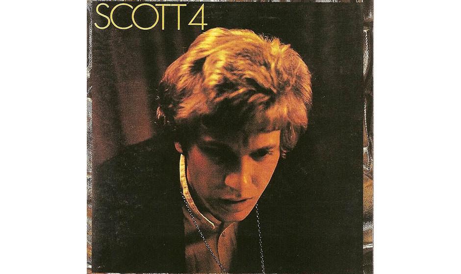 10. 'Scott 4' - Scott Walker (Philips/Fontana, 1969) Einen Wimpernschlag der Geschichte lang, Mitte der 60er-Jahre, ist Noel
