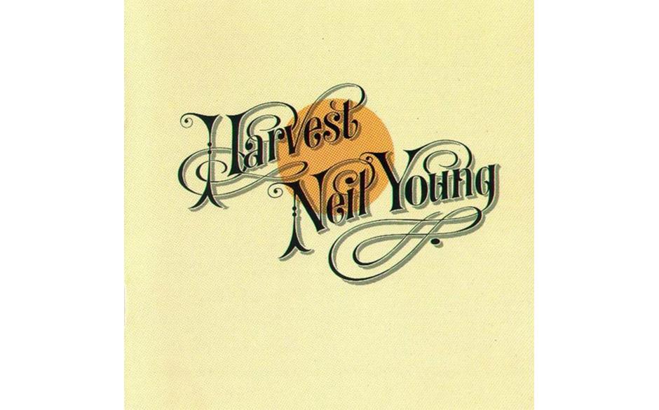 2. 'Harvest' - Neil Young (Reprise, 1972) Neil Young selbst erklärte 'Harvest' zu seiner 'vielleicht besten Platte'. Kein an