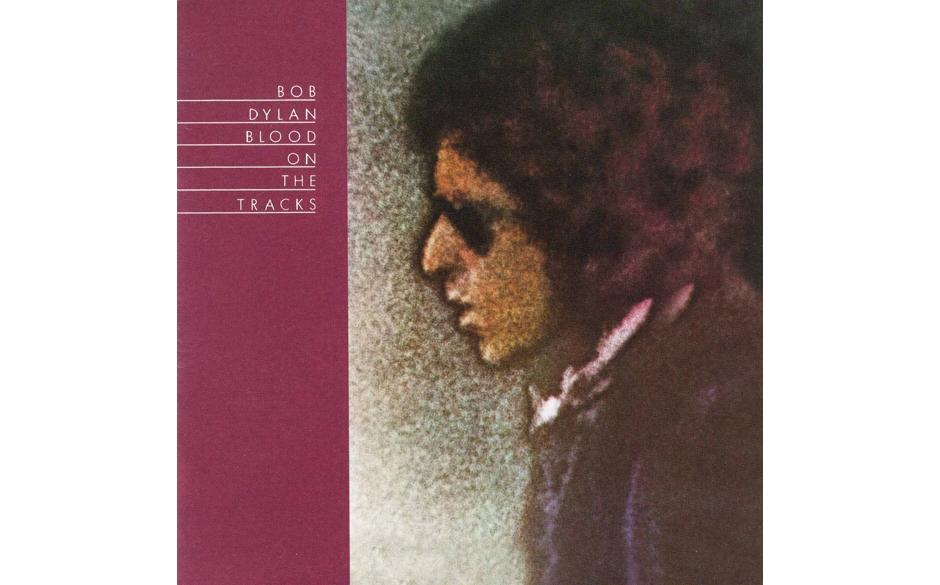 3. 'Blood On The Tracks' - Bob Dylan (Columbia, 1975) Klar, dass diese Platte stets als Verarbeitung persönlichen Liebesleid