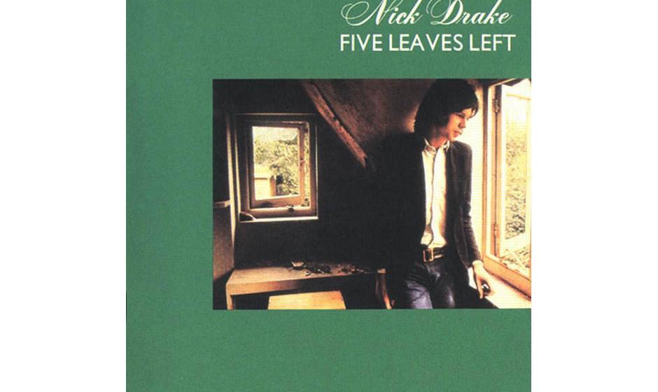 7. 'Five Leaves Left'- Nick Drake (Island, 1969) Wie 'The Catcher In The Rye', tschechische Märchenfilme und Liebeskummer ka
