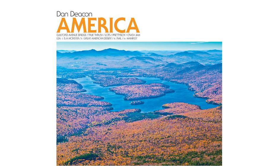 Dan Deacon - 'America' (Domino/GoodToGo)'Darf man diese Musik Wall of Sound nennen, ohne gleich an Phil Spec