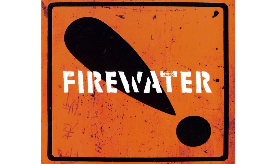 Firewater - 'International Orange' (Nois-O-Lution/Indigo)Das neue Album von Ex-Cop Shoot Cop-Frontmann Tod A