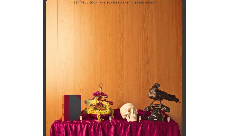 Get Well Soon - 'The Scarlet Beast O'Seven Heads' (City Slang/Universal)Wuchtiger Name, wuchtiges Album - un
