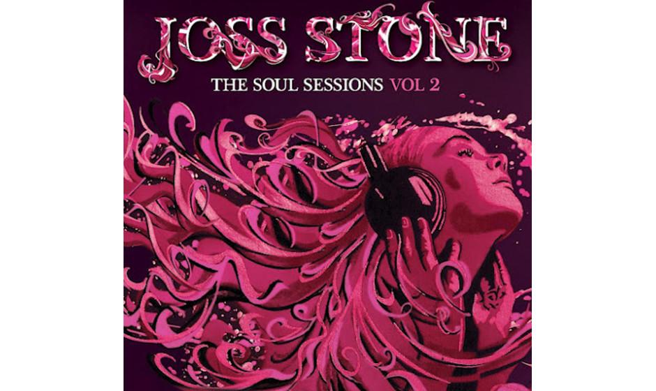 Joss Stone - 'The Soul Sessions Vol. II' (Warner)Sie hat es wieder getan! Schon ihr Debüt besorgte Joss Sto