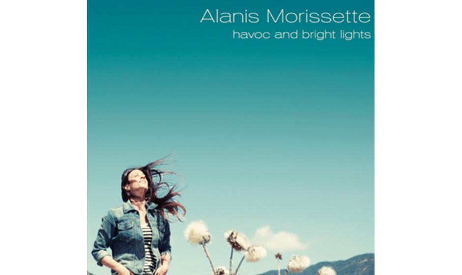 Alanis Morissette - 'Havoc And Bright Lights' (Columbia SevenOne/Sony Music)'Wenn Künstler – egal we